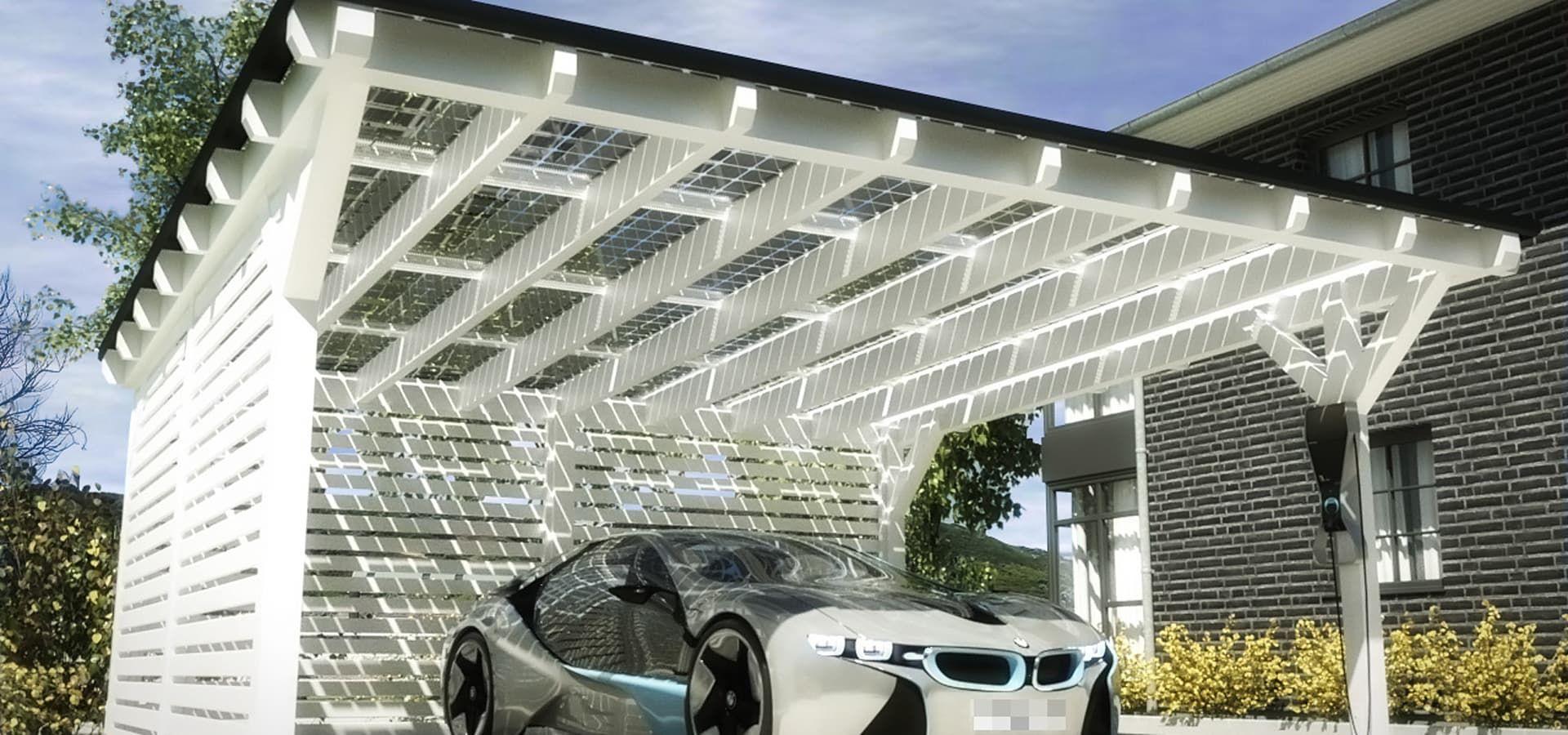 Solarterrassen & Carportwerk GmbH Garten und