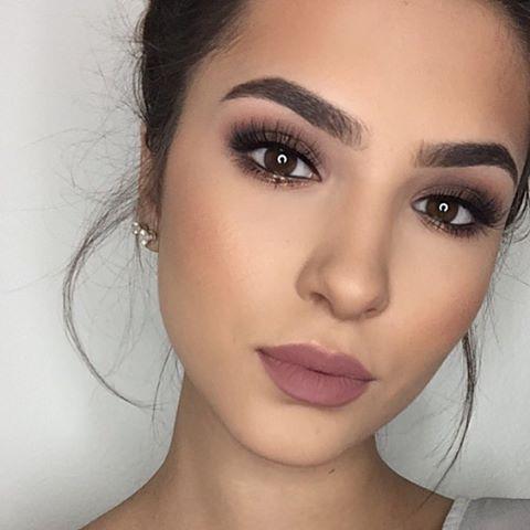 Das Video für diesen Make-up-Look ist jetzt live auf meiner YouTube❤️-Suche 'kokoandch ..... #fallmakeuplooks