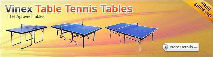Table Tennis Manufacturer And