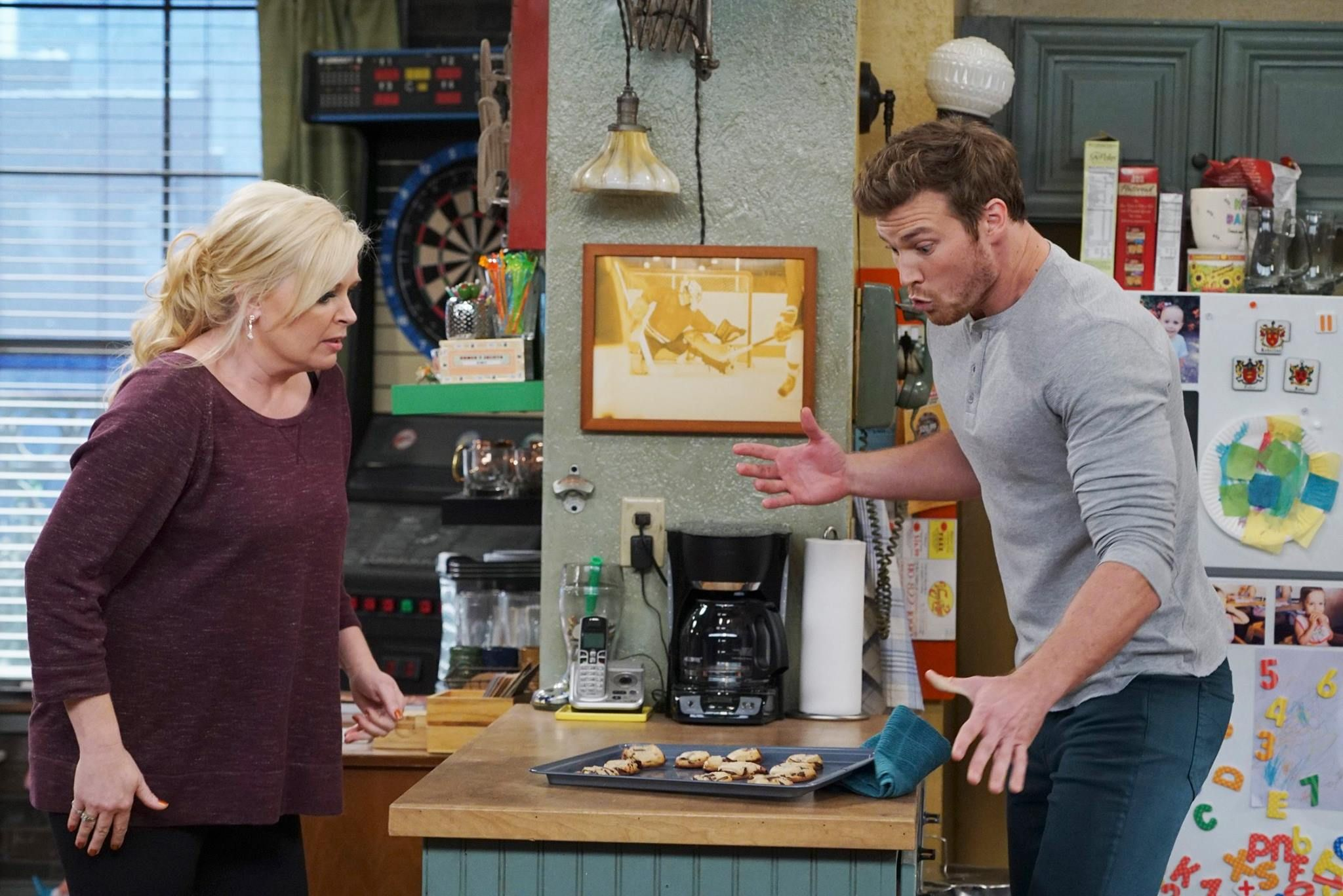 """#BabyDaddy 5x02 """"Reinventing the Wheeler"""" - Bonnie and Danny"""