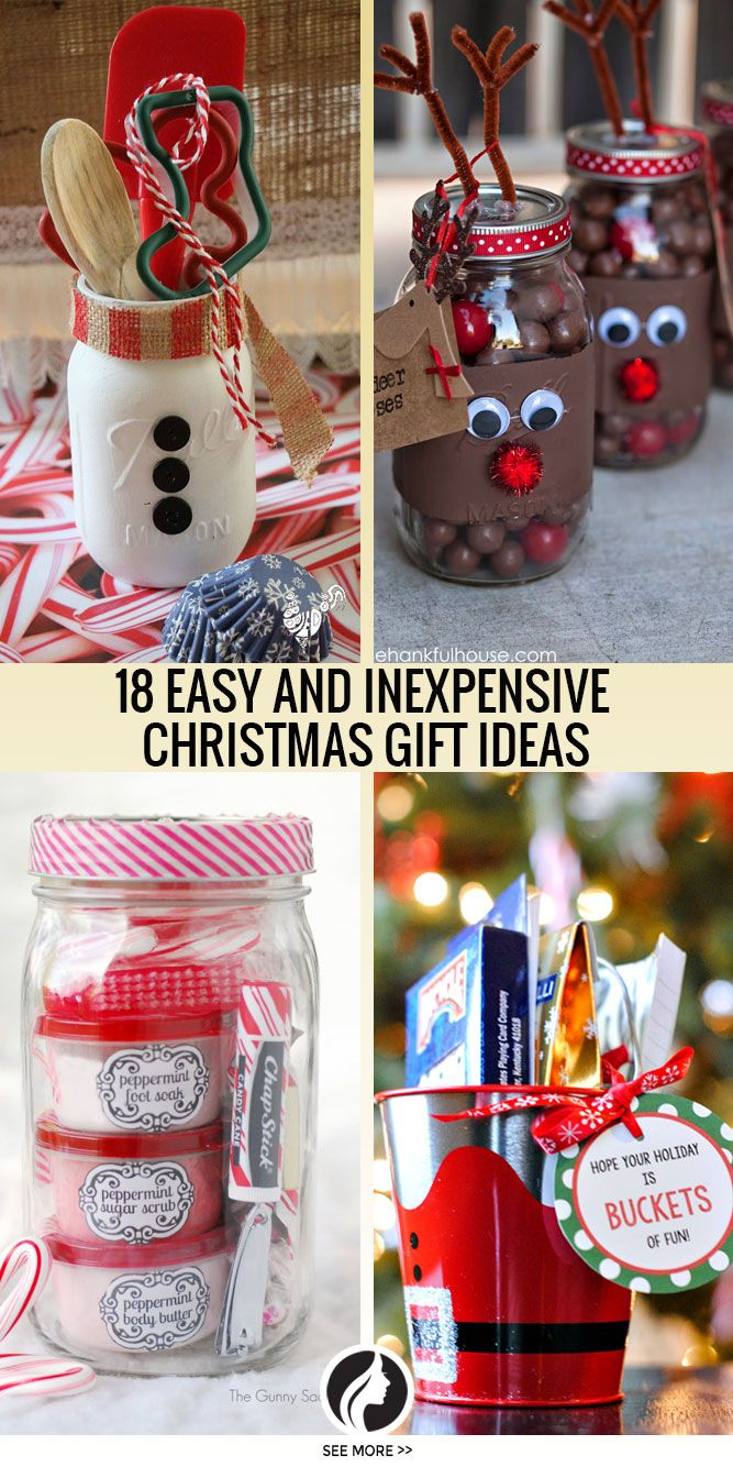 27 Easy and Inexpensive Christmas Gift Ideas for Everyone ...