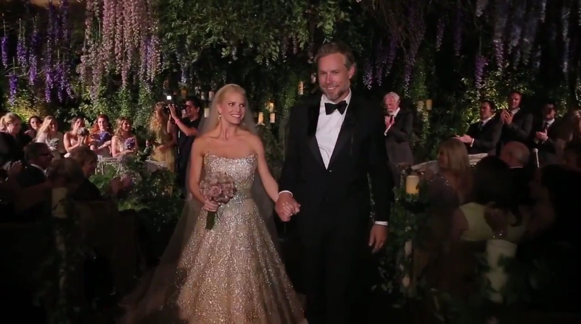 Jessica Simpson | My Favorite Celebrity Weddings | Pinterest ...