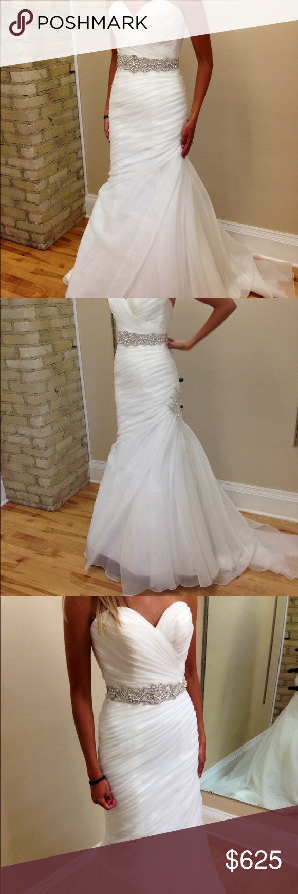 Wedding Dress Morilee By Madeline Gardner 1 000 From The Wedding Shoppe In St Paul Mn New With Tags Ivory Size 6 B Wedding Dresses Dresses Mori Lee Dresses