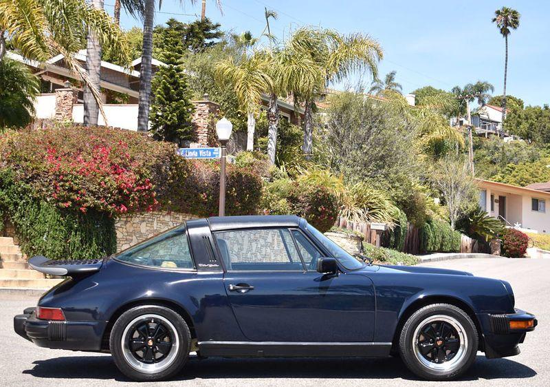 1986 Porsche Carrera Targa 3 2 Dark Blue Pelican Parts Forums In 2020 Porsche Carrera Porsche Classic Porsche