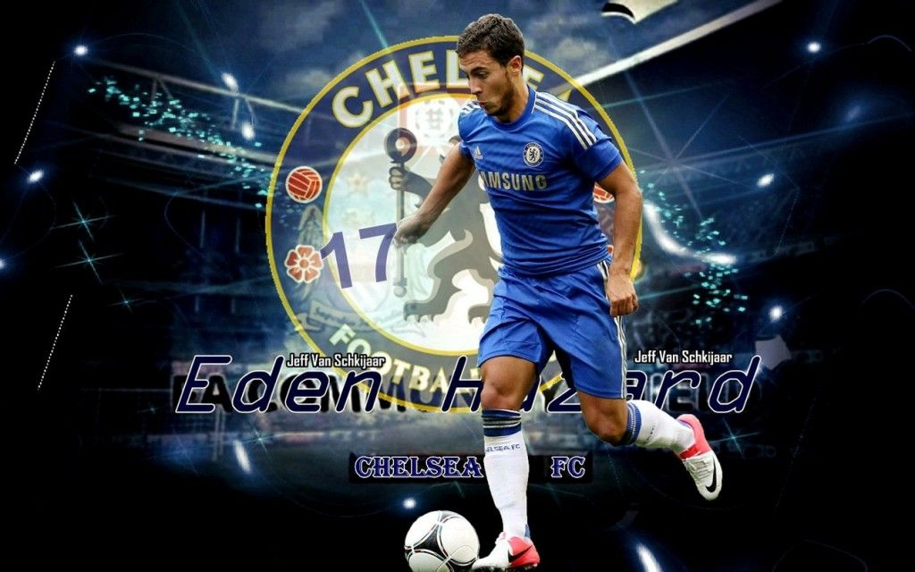 Eden Hazard Chelsea 2012 2013 Hd Best Wallpapers Hazard