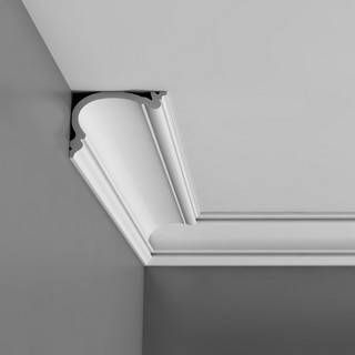 Luxxus Crown Molding C341 C341 Crown Molding Wall Panel Molding Orac Decor