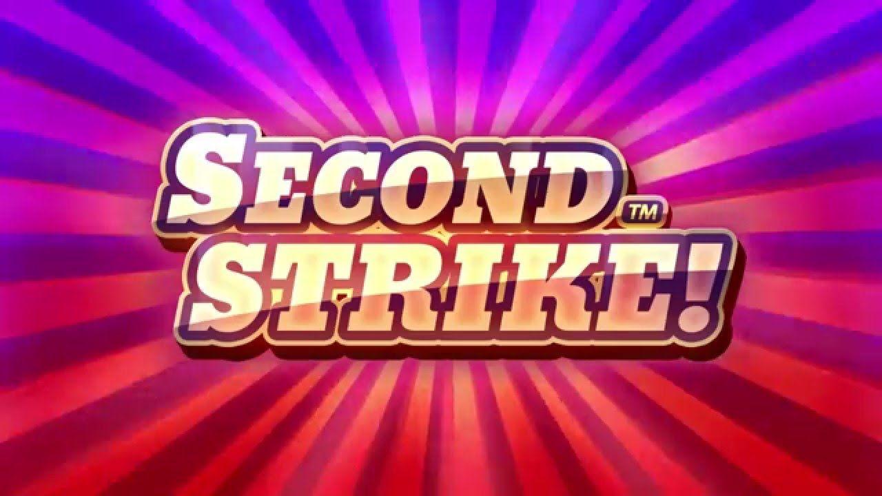 Second Strike da klingelt die Kasse gleich zwei Mal