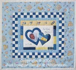 Baby Quilt Patterns Boy - Free Pattern Cross Stitch | Cute Quilt ... : easy baby boy quilt patterns - Adamdwight.com