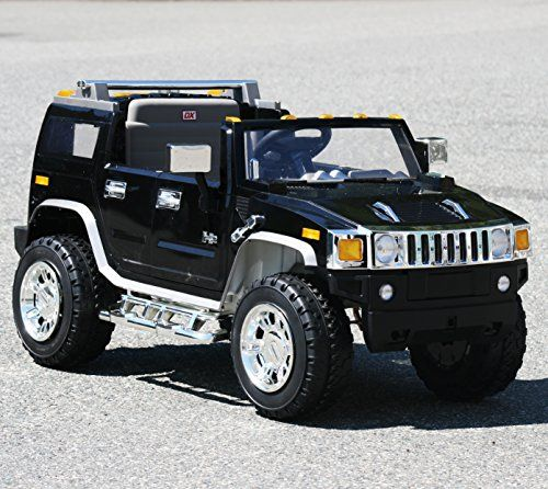 New 2015 Licensed Hummer H2 12v Extented Edition Kids Ride On Power Wheels Battery Toy Car Remote Control Lights Music Kids Ride On Hummer H2 Power Wheels