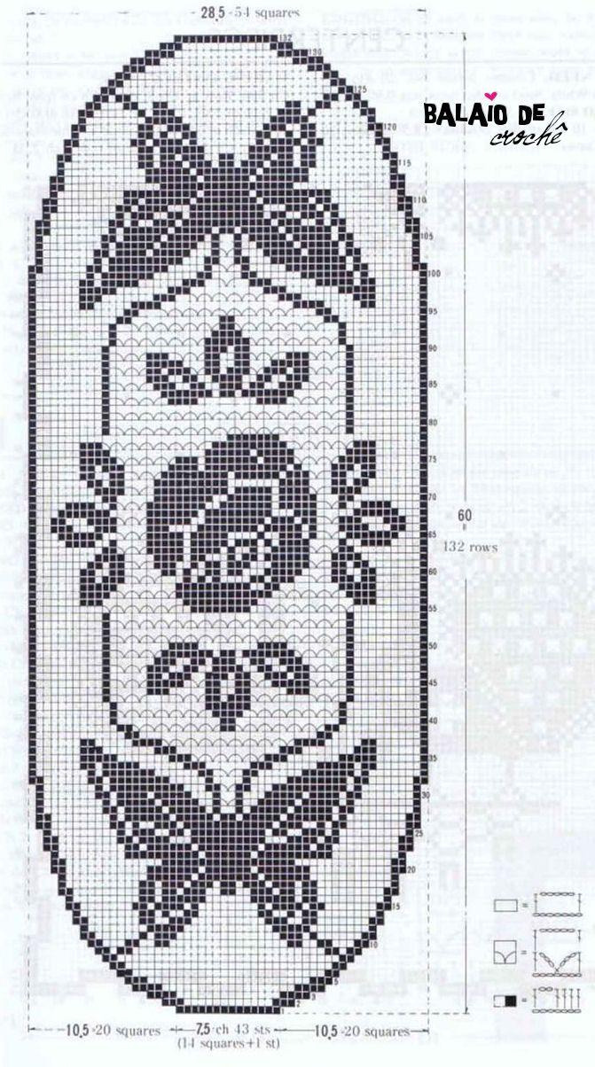 toalhinhaborboleta.jpg (671×1204)   meus graficos   Pinterest ...