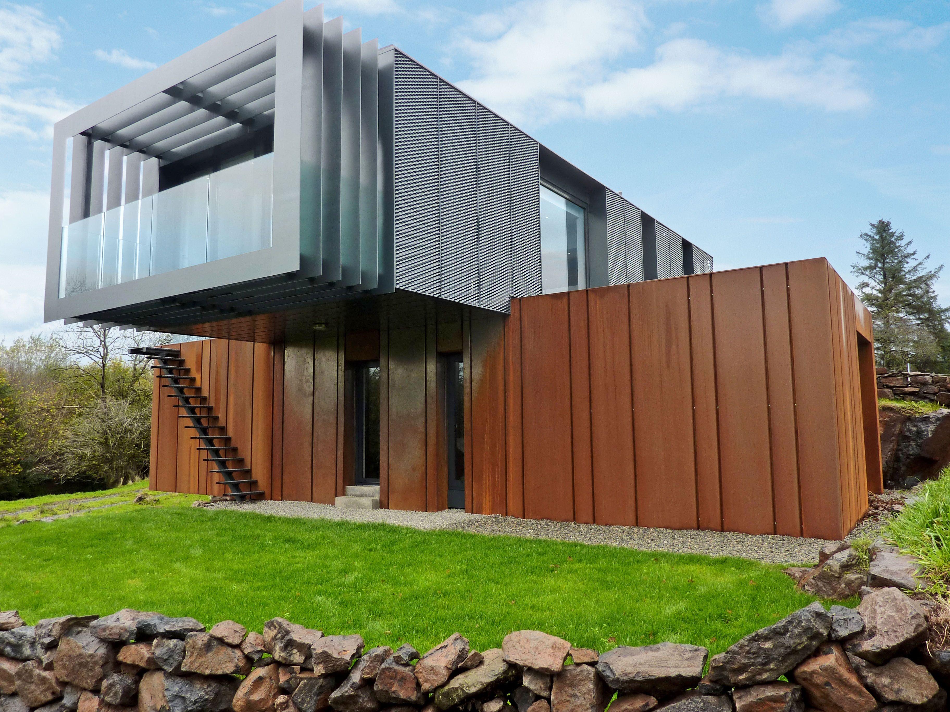 Grand Design Container Home   Google Search
