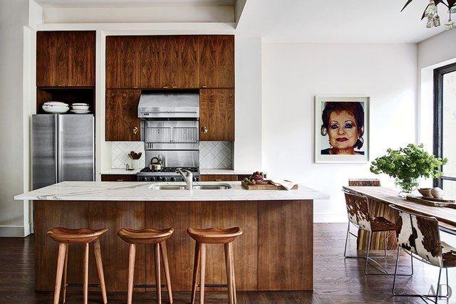 19 Familyfriendly Kitchen Design Ideas  Architectural Digest Prepossessing Brooklyn Kitchen Design Decorating Design