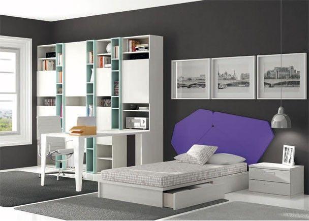 Dormitorio juvenil 366 2542012 dormitorios dormitorios for Muebles pepe jesus dormitorios juveniles