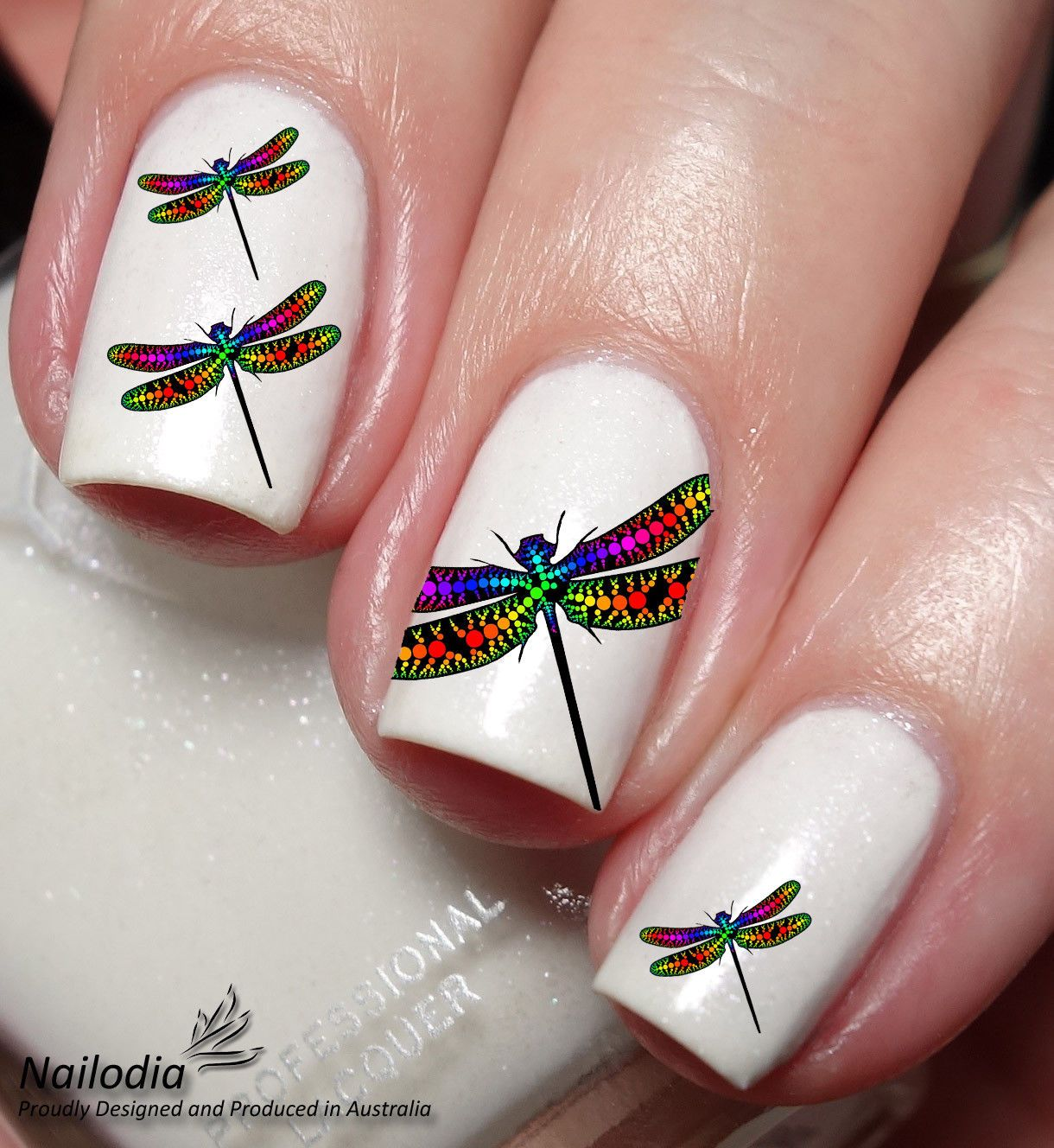 credit card stickers for long nails