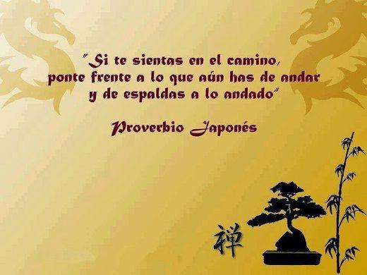 Imagenes Con Proverbios Japoneses De Superacion Proverbios