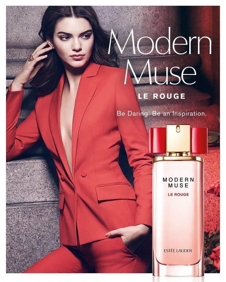 Estee Lauder Modern Muse Le Rouge Fragrance 2016 Estee Lauder Estee Lauder Modern Muse Perfume Ad Estee Lauder