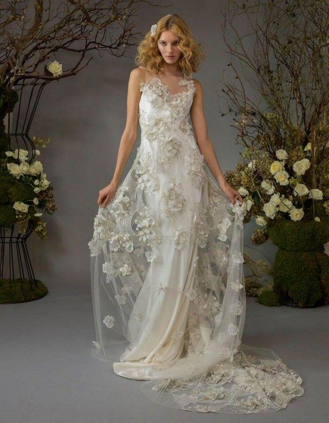 Lindo vestidos de novias   Colección Elizabeth Fillmore