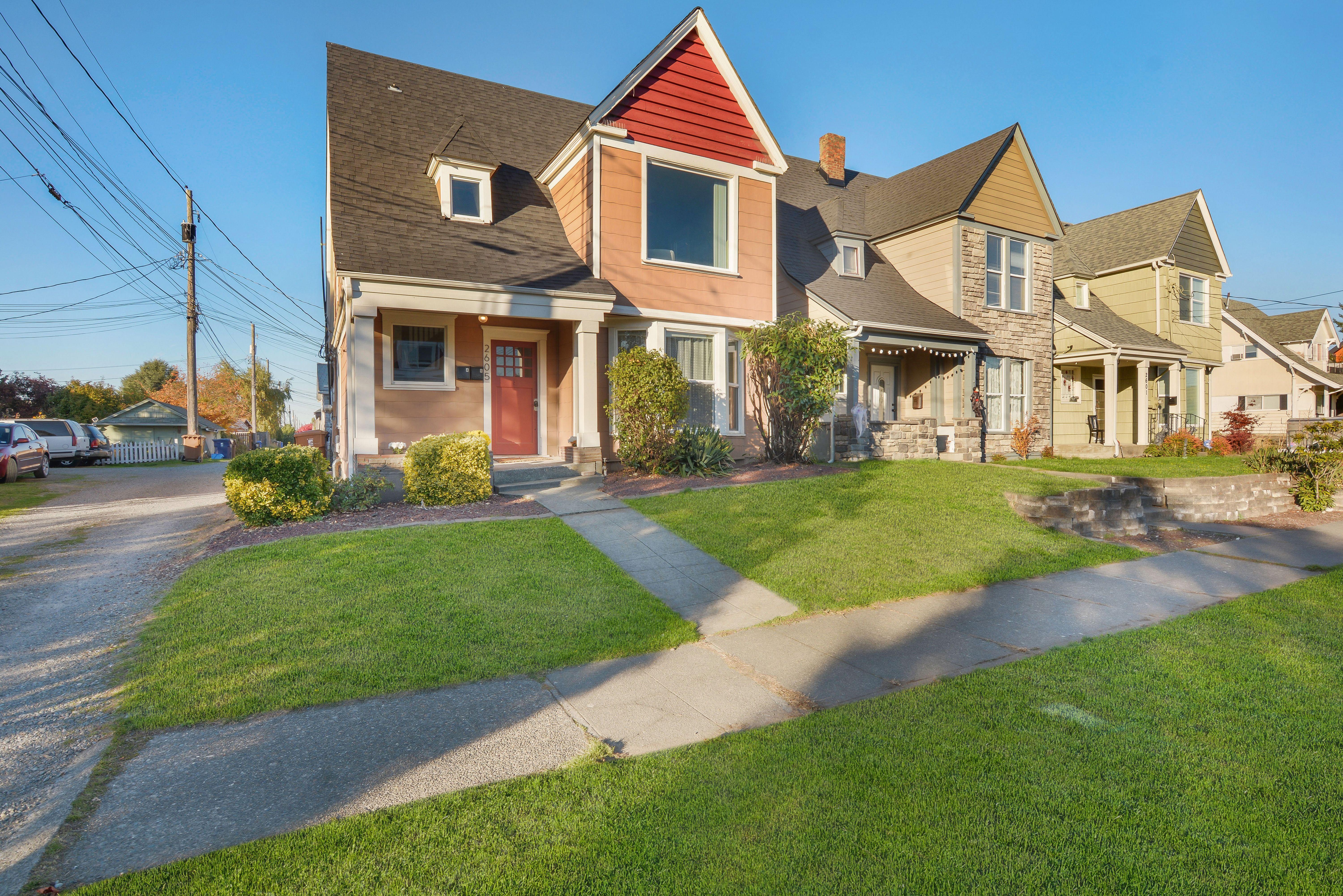 Sold! North Duplex real estate, Duplex