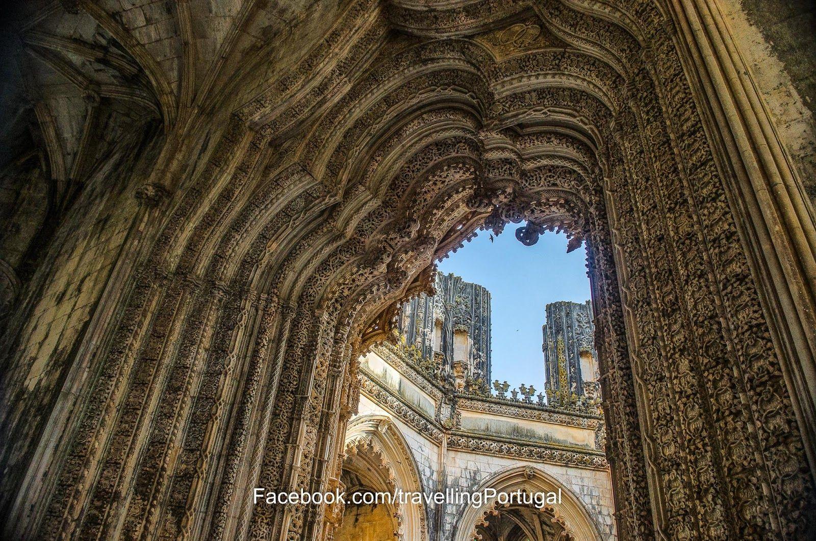 Capelas Imperfeitas, Mosteiro da Batalha