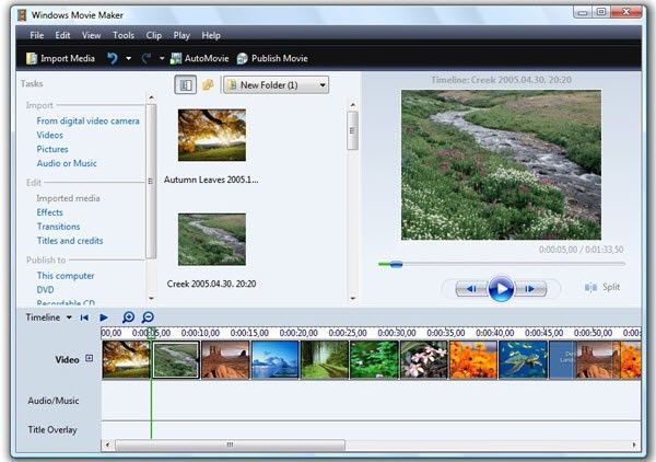 Los Mejores 10 Programas Gratuitos Para La Edicion De Video Para Windows Edicion De Video Windows Movie Maker Narrativa Digital