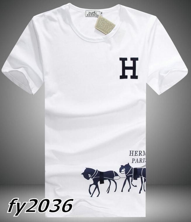b19572ae71a5 Hermes T-shirts men-H14081 | Fashion | Mens polo t shirts, Gents t ...