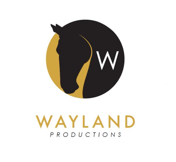Wayland Productions Logo Update hoodzpah logo design
