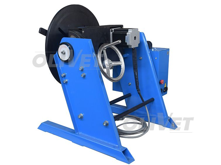 Olivet S Hbj Cnc Series Light Duty Welding Positioners Are With Capacities Ranging For 100 To 300kgs Welding Positioner Olivet Welding