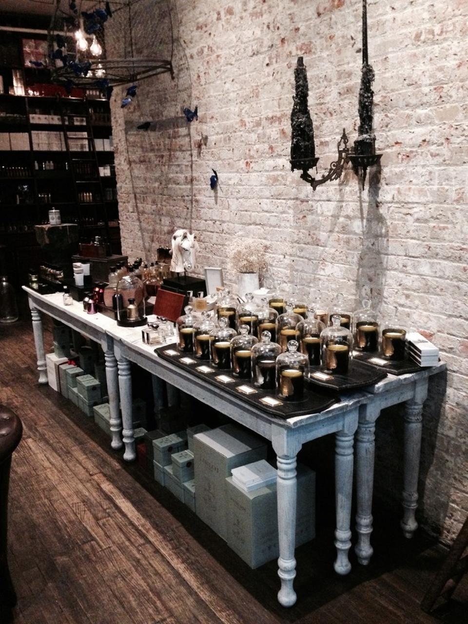 MiN New York Haute Parfumerie & Atelier - SoHo - New York ...
