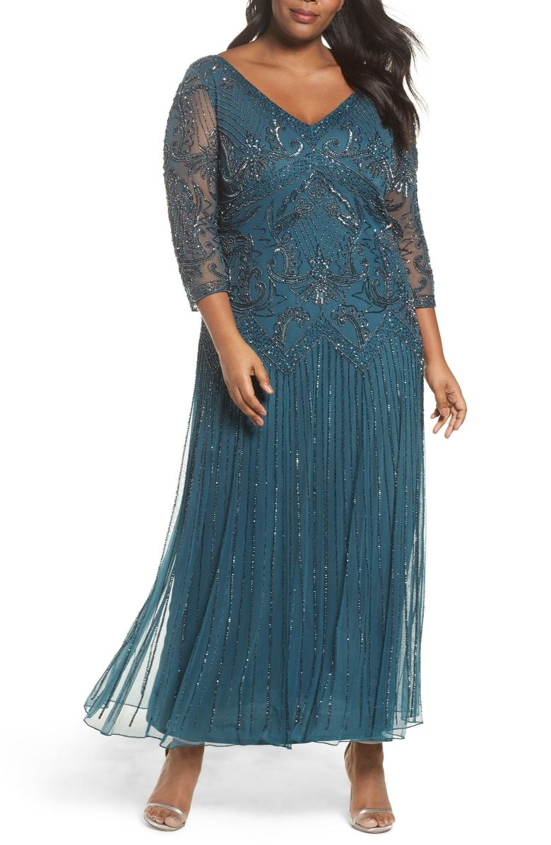 Free shipping and returns on pisarro nights embellished double v