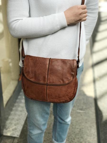 Miranda Soft Cross Body Leather Bag