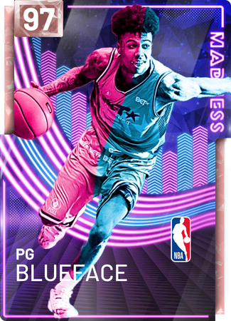 5 Blueface Nba 2k19 Custom Card 2kmtcentral Basketball Players Nba Nba Basketball Art Nba Players