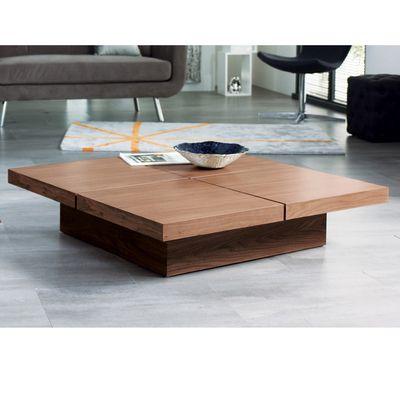 basso four block storage coffee table