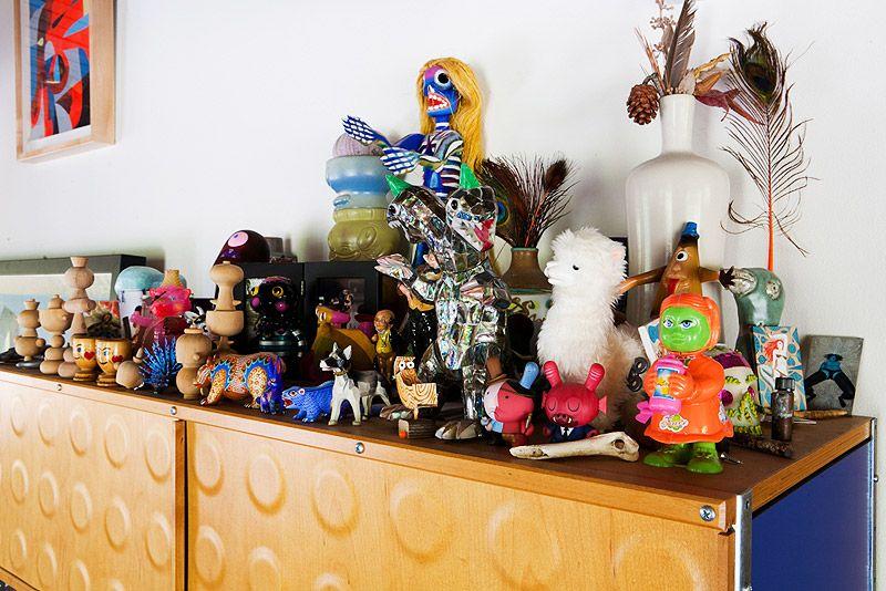 Tim Biskup's collection