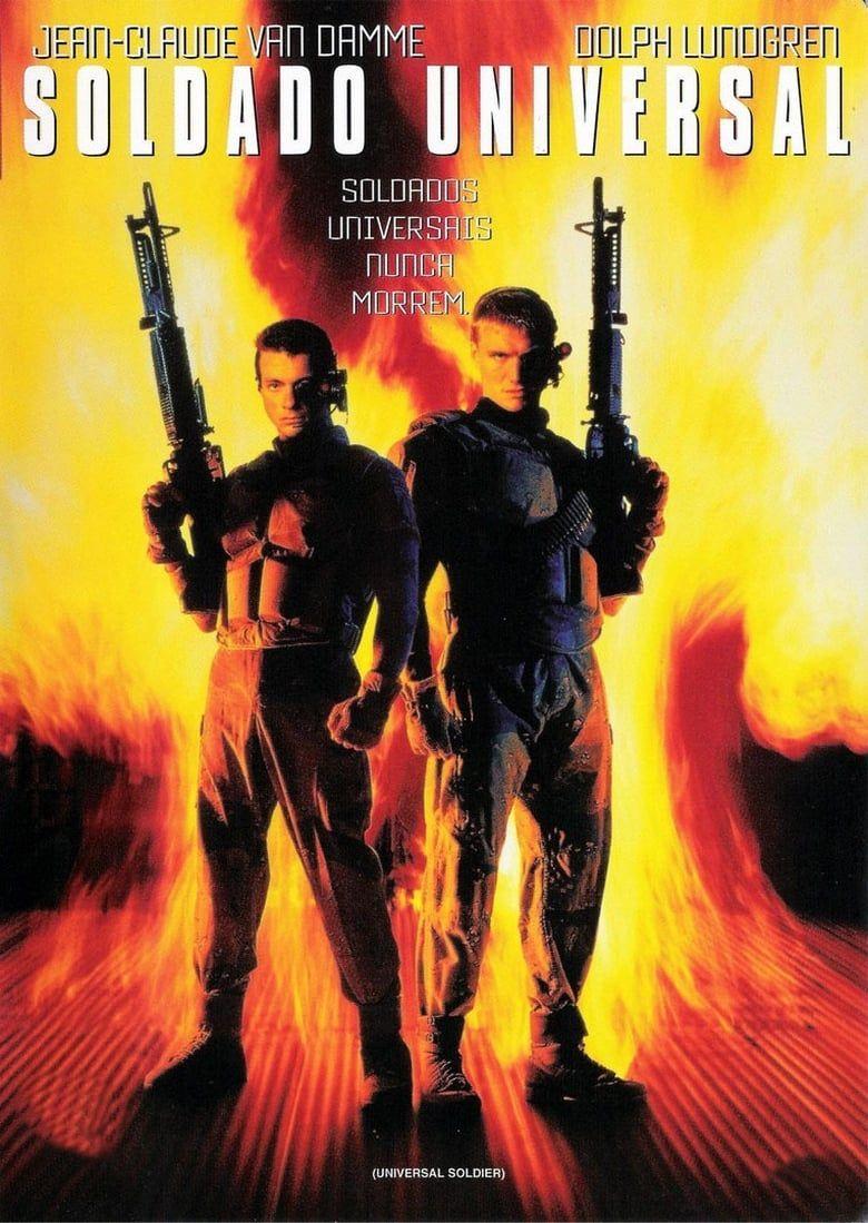 Universal Soldier Pelicula Completa Gratis En Espanol Soldier Dvd Tv Series Online