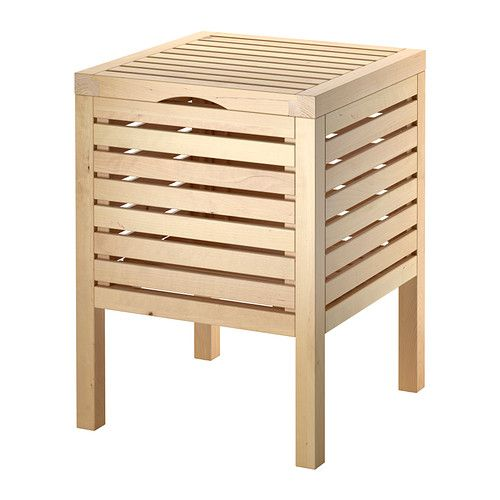 Great Bath · MOLGER Storage Stool IKEA ...