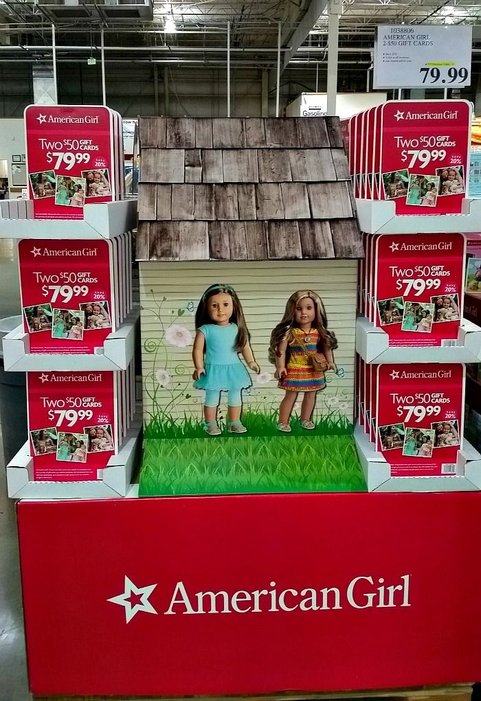 American Girl Dolls for Sale at Costco – American Girl Kit Doll ...