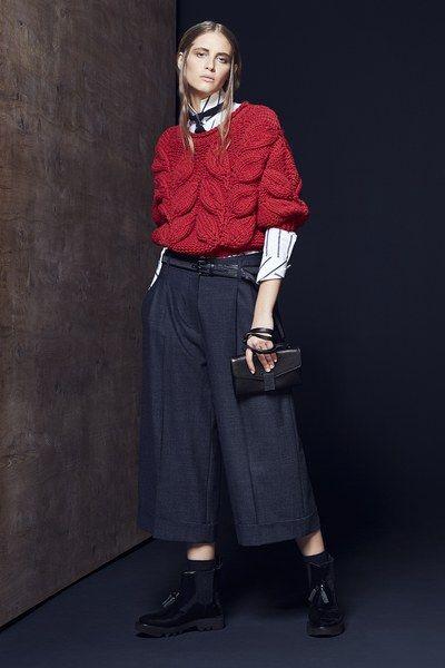 Brunello Cucinelli Fall 2016 Ready To Wear Collection Photos Vogue Fashion Knit Fashion Knitwear Fashion
