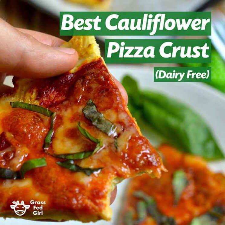 37 Anti Inflammatory Cauliflower Recipes Best Cauliflower Pizza