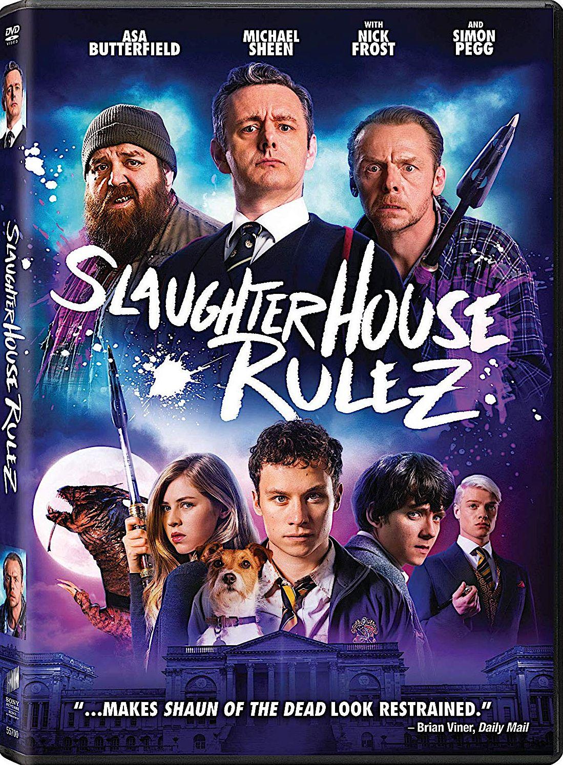 Slaughterhouse Rulez Deutschland