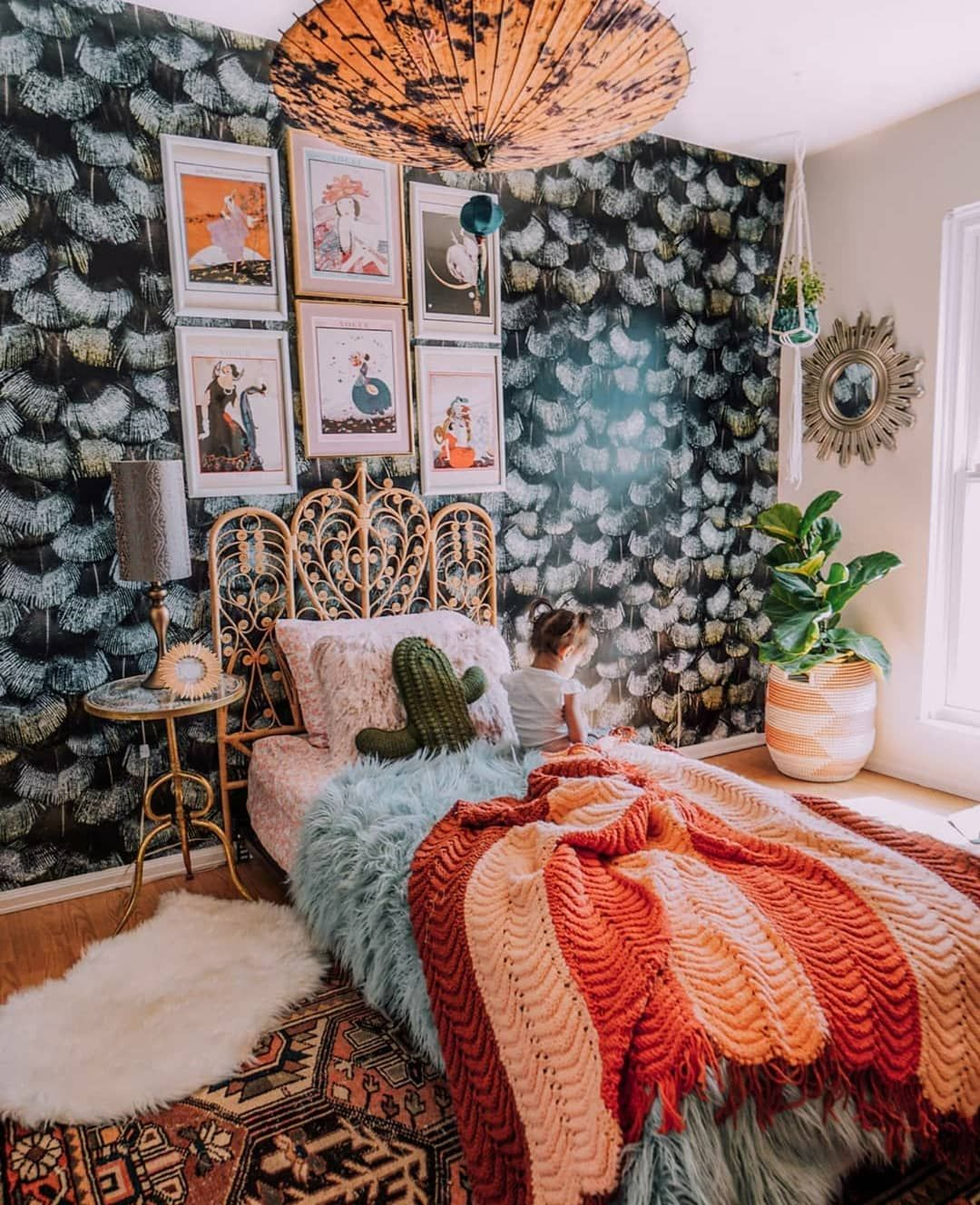 Youth Bedroom Ideas And Trends You Must Try: The Best Colorful Bedroom Ideas We Found On Instagram