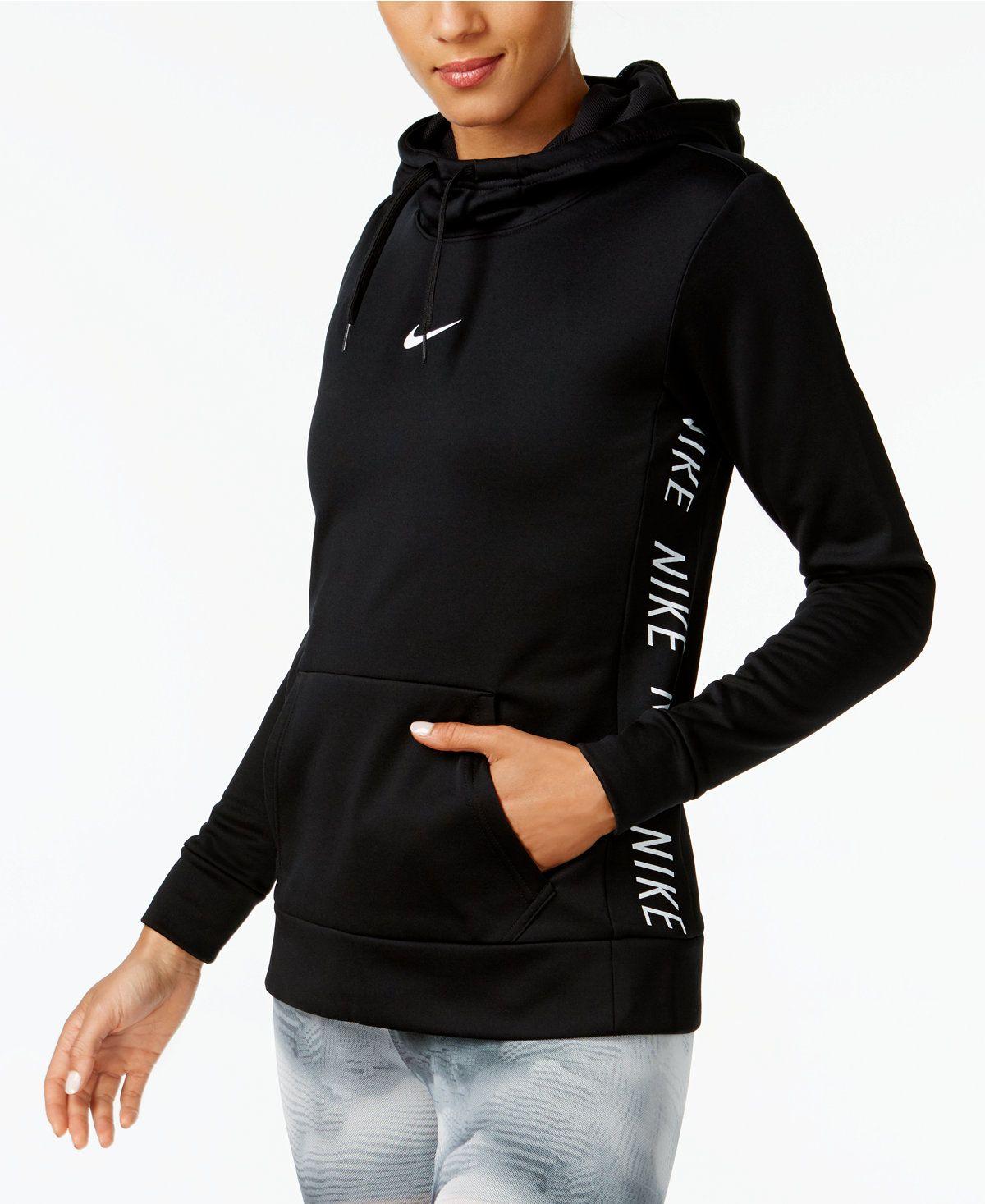 f334841e8140 Nike Therma Training Hoodie - Tops - Women - Macy s