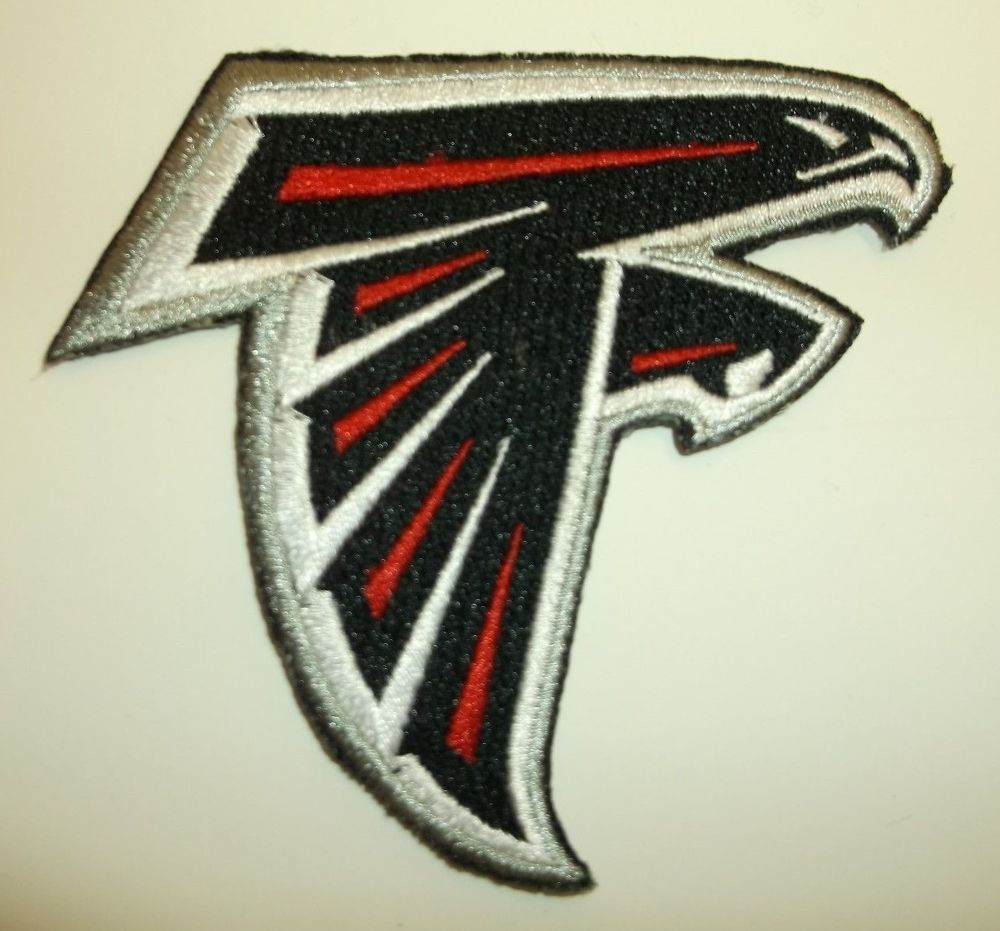 Atlanta Falcons Auto Emblem Color In 2020 Atlanta Falcons Logo Falcon Logo Atlanta Falcons