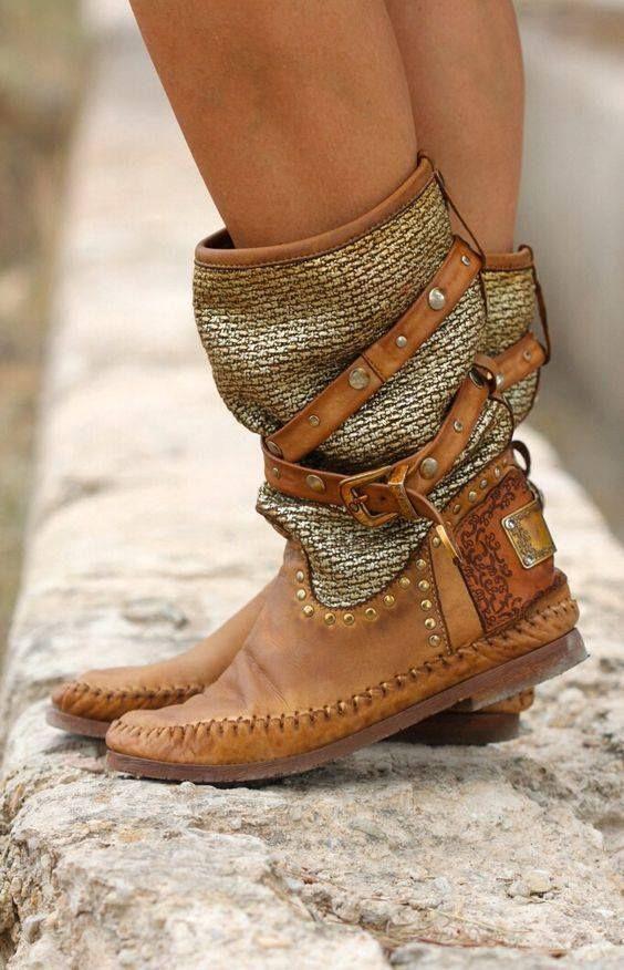 Y Charme Laarzen Karma Lindos Of Zapatos n10xzqwPXA