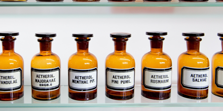 Ätherische Öle: vernachlässigte Wundermittel?