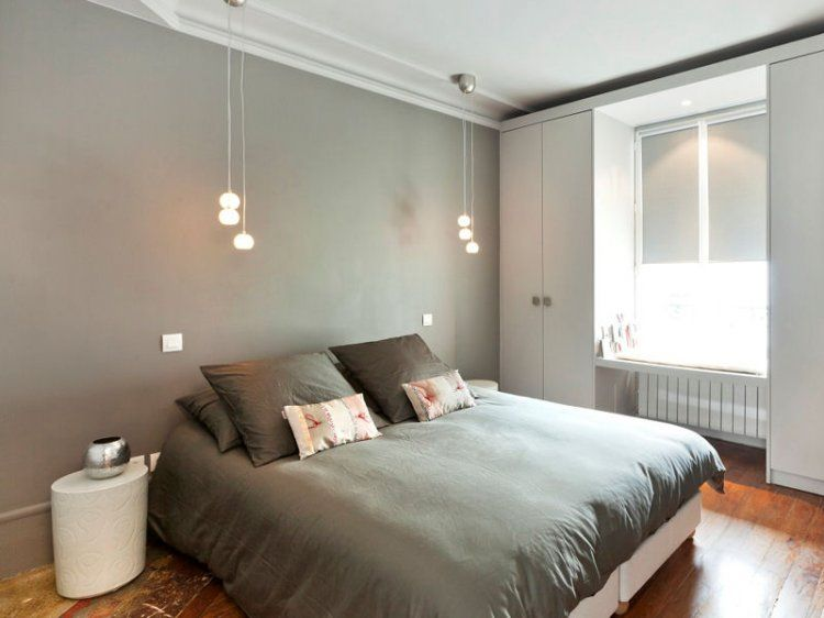 Chambre design  27 inspirations canon Pendant lighting, Bedrooms