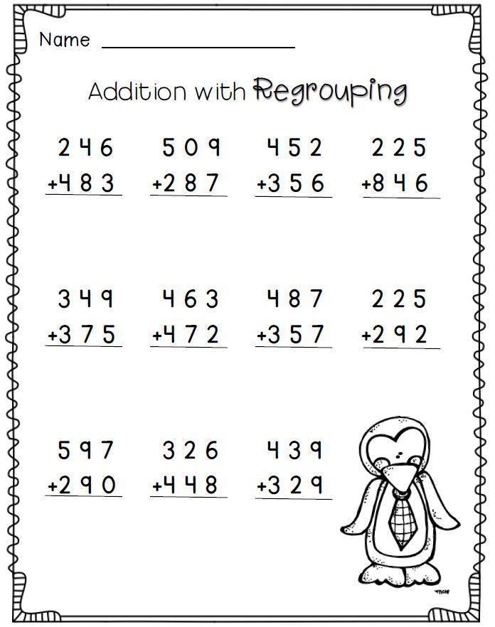 Grade 3 Math Worksheets Template Www.robertdee.org