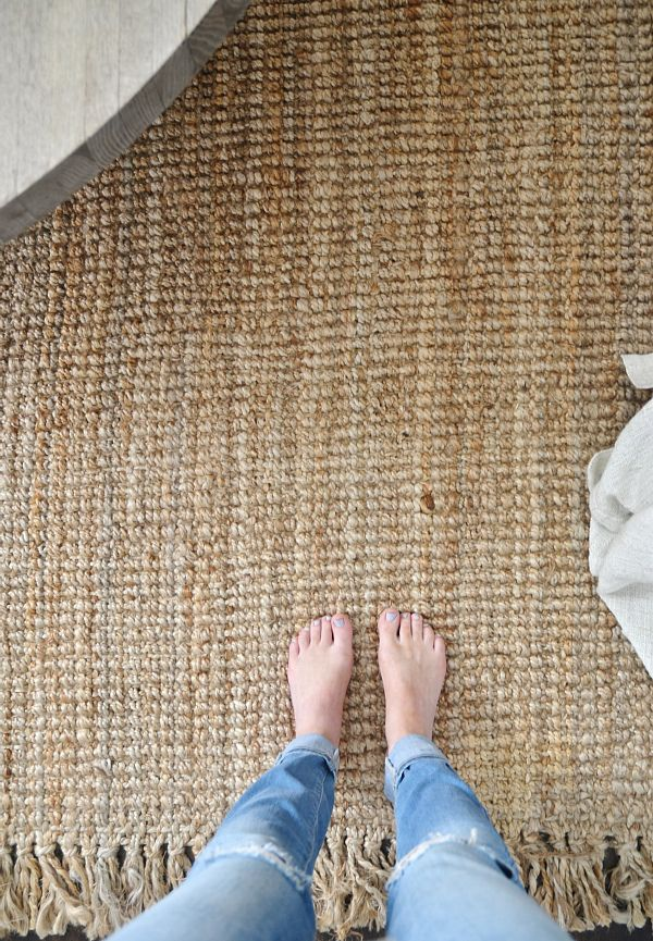 Jute Rug Review An Honest After Three Years
