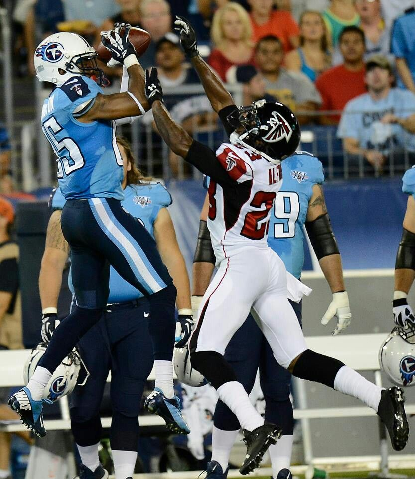 Titans Nfl preseason, Titans football