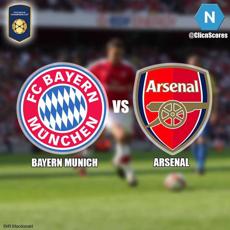 Après la Ligue des Champions, Arsenal retrouve le Bayern