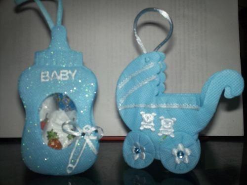 Hermosos Recuerdos Para Baby Shower O Nacimiento Niño Y Niña